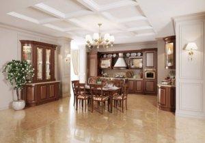 Кухня Асти, Массив липы, Italion Италия