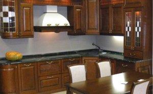 Кухня Сесилия, Массив черешни, Италия