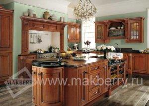 Кухня Йорк, Массив черешни, makberry Италия