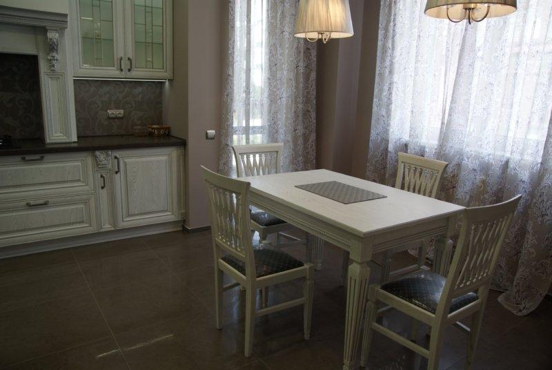 Кухня Руджери массив ясеня Производства Италии.