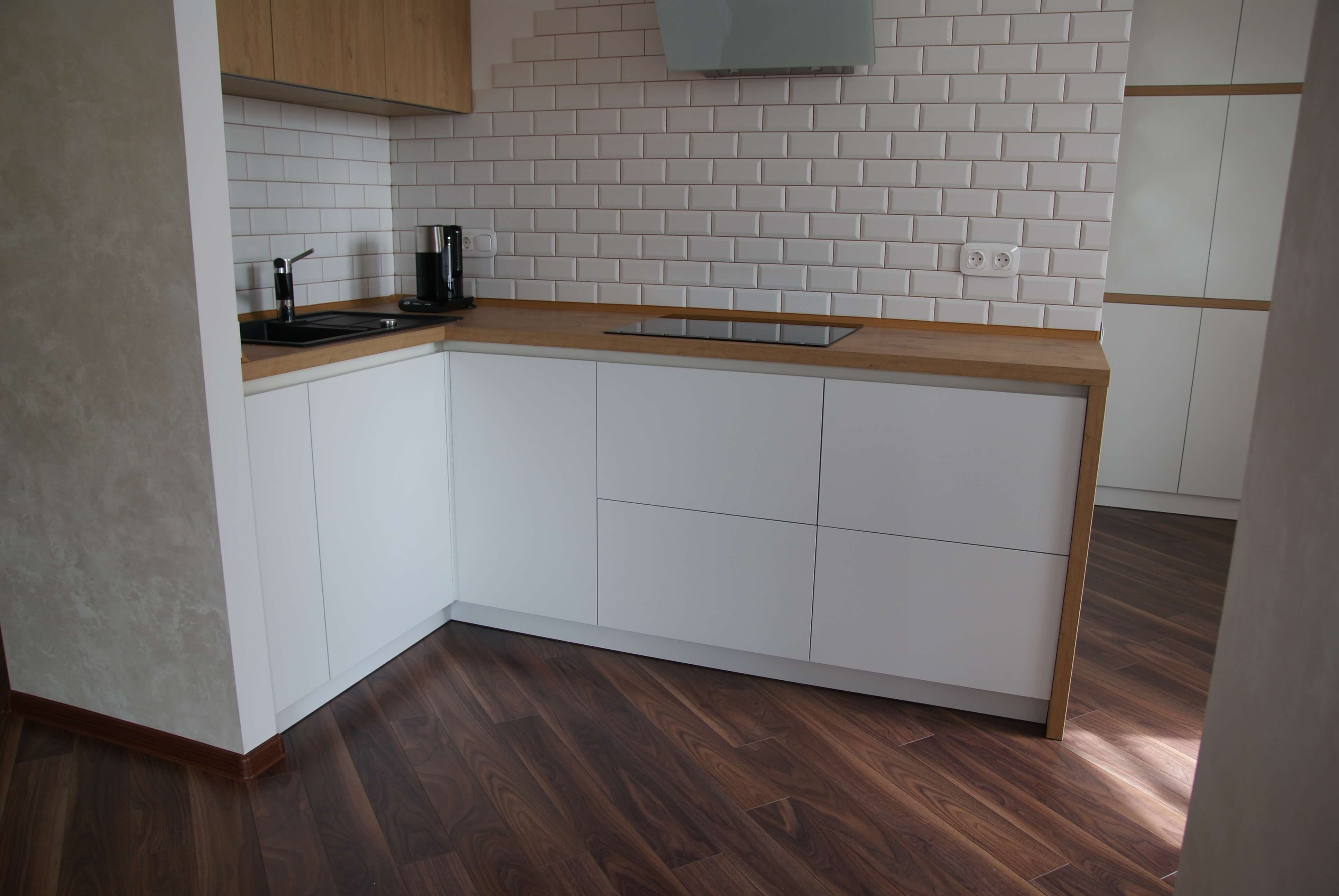 Кухня «Alpina» Swiss Stile — Платонова 23