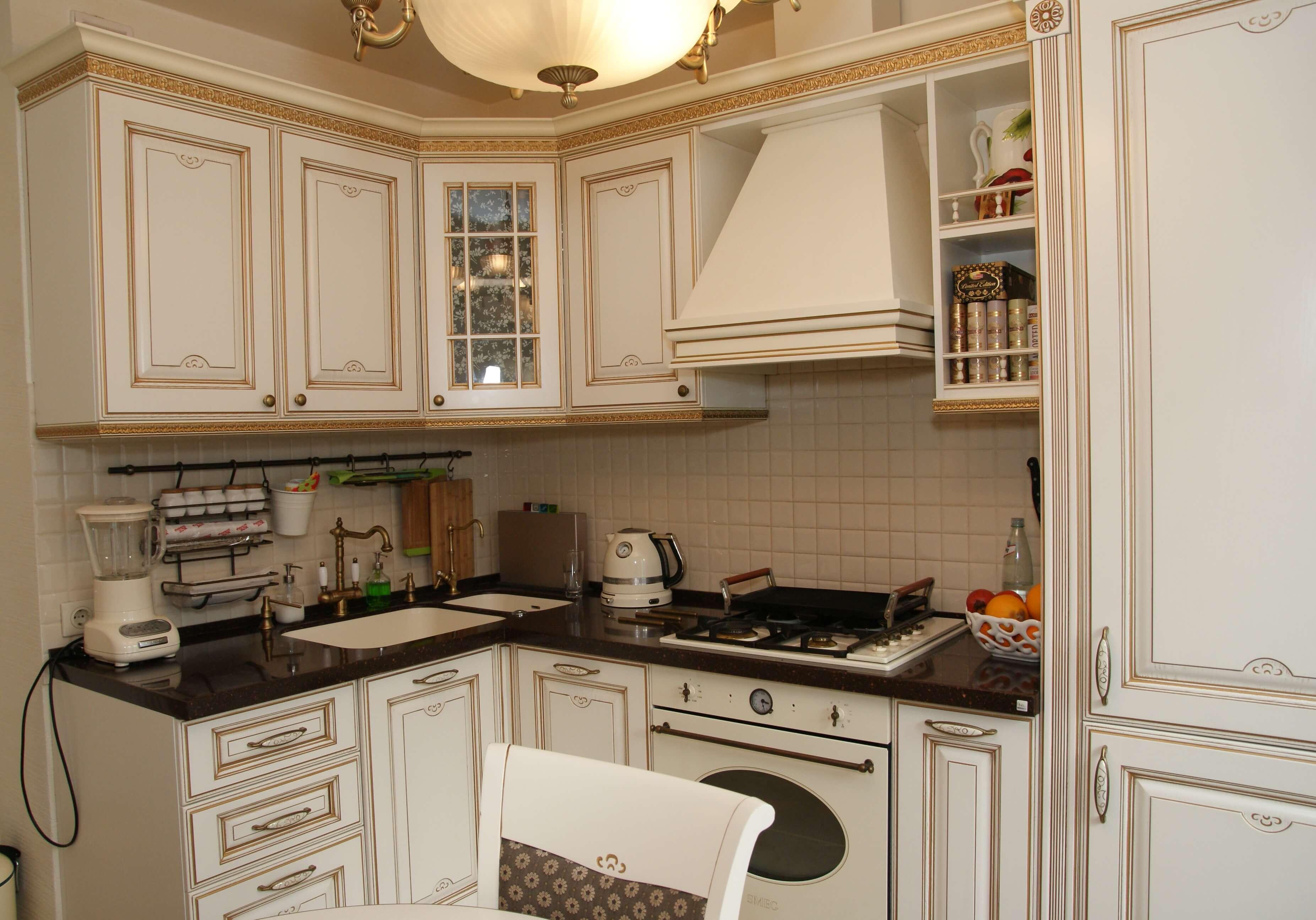 Кухня Афина Оро — Каменногорская