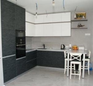 кухня ДСП Alvic Syncron EVORA EV-004-JA